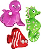 Schildkröt Funsports NEOPRENE DIVING ANIMALS im Blister (3 versch. Tauchtiere), 970208