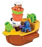 TOMY Spielzeug Schiff 'Piratenschiff' mehrfarbig - hochwertiges Kleinkindspielzeug - Piratenschiff...