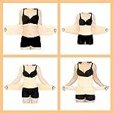 Takit CM3 - 3 In 1 Rückbildungsunterstützende Bauchbinde - Figurformendes Bauchband Nach Der Geburt Für Bauch, Taille Und Becken - Formender Bauchweggürtel - Mittlere Größe