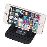 Remax® Dashboard Kfz-Halterung Pad Matte Handy Halterung, universal tragbare rutschfeste Gummi-Grip GPS PDA Smartphone Halterung für iPhone Samsung Galaxy Note HTC LG Blackberry