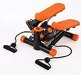 Swing Stepper Einschließlich Widerstand Cords / Aerobic Step höhenverstellbar Level, die Dual...