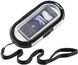 Somikon Handy Unterwassergehäuse: Wasserdichte Universal-Tauchgehäuse für Handys bis 10 Meter...