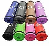 #DoYourFitness Fitnessmatte »Yamuna«/EXTRA-dick und weich, ideal für Pilates, Gymnastik und Yoga,...