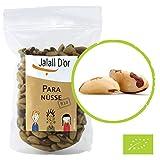 Paranüsse bio natur Jalall D'or - 1kg | Superfood BIOzertifiziert | frisch abgefüllt | größter...