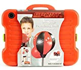 Kings Sport Kinder Box Set Punching Ball mit Boxhandschuhen portable