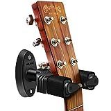 NEUMA Gitarrenständer, Wandhalterung für Gitarren / Bass / Banjo / Mandoline mit Automatioschem...