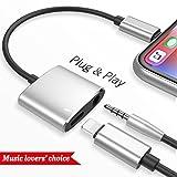 Blitz zu 3.5mm Adapter Adapter für iPhone X 10 8/8 Plus 7/7 Plus iPad Stecker AUX Konverter...