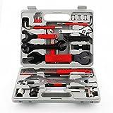 Femor Fahrrad Werkzeugkoffer 48tlg Fahrrad Werkzeug Set, Fahrradwerkzeug für Fahrrad...