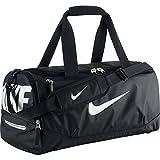 Nike EKJ 012015–Sporttasche, schwarz/weiß