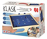 KLASK - Brettspiel - The Magnetic Game of Skill | Geschicklichkeitsspiel | Preisgekröntes Spiel /...