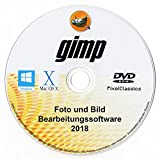 Bildbearbeitungssoftware 2018 Photoshop Elements 15 14 CC CS6 CS5 Kompatibel Pro Bild-Editor für PC...