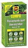 COMPO Rasenunkraut-Vernichter Banvel® M, Rasenherbizid auch gegen schwer bekämpfbare Unkräuter im Rasen, 240 ml