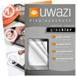 Tolino Epos eBook Reader Schutzfolie 3x uwazi glas-klare Displayschutzfolie Folie