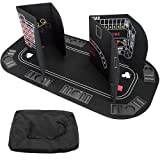 Brybelly 5 in 1 Deluxe Poker Tisch Top