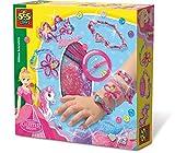 SES creative 14128 - Glitzerarmbänder Glitter Dreams, Spiel