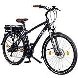 NCM Hamburg 36V, 28 Zoll Elektrofahrrad, Herren & Damen Pedelec, E-Bike City Rad, 13Ah 468Wh...
