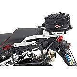 QBag Hecktasche Motorrad Hecktasche 02 Motorradgepäck Tasche Hinterradgepäckträger, universell,...