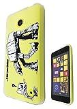 Banksy Grafitti Art c0070-Star Wars Küchenmaschine Design Nokia Nokia Lumia 530 Handyschale,...