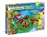 Clementoni 69662 - Fleischfressende Pflanzen, Galileo Experimentierkasten