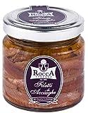 Rocca - Sardellen aus Sizilien In Olivenöl 106g