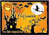 Grusel Einladungskarten zu Halloween 12-er Set gruselige Halloweenparty Einladungen Kindergeburtstag zum Geburtstag, Party, Kinder Feier Erwachsene Geburtstag grusel