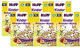 Hipp Kinder Knusper Müsli, 6er Pack (6 x 200 g)