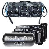 blackPack PRO Sandbag Set AQUA | Outdoor Fitness Training | individuell befüllbar für flexibles Krafttraining