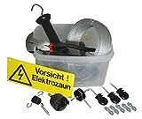 Weidezaun Zaunreparatur Box , Weidezaun Farmerzange Isolatoren Torgriff Litze Draht - Alles was Sie...