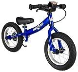 BIKESTAR Kinder Laufrad Lauflernrad Kinderrad für Jungen und Mädchen ab 3 - 4 Jahre  12 Zoll Sport...
