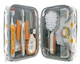 Safety 1st Großes Pflegeset für unterwegs, 15 Pflege- und Hygieneartikel für die Babypflege,...