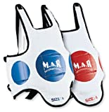 M.A.R International Ltd Brustschutz mit Ziele MMA Body Armour Muay Thai Training Shield Taekwondo...