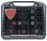 Bosch Pro 34tlg. Innenausbau-Set für Multifunktionswerkzeuge Starlock (i-BOXX)