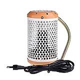 Yunt Keramik Wärmelampen Reptile Breeding Lampen Wärme-Spotlampe Heizstrahler für Tiere Terrarium AC220V 40W/100W