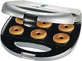 Clatronic DM 3127 Donutmaker 6-fach, silber