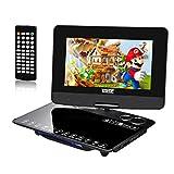 KSHOP 10.1' Tragbarer DVD player,Portable DVD player Retro-Klassik TV-Spielkonsole,1024*800...