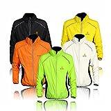 Radfahr-/Lauf-Jacke; Sportbekleidung; zum Laufen geeignet; langärmelig; schützt vor Wind und...