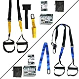 Orthocare S Suspension Trainer Fitness-Trainer Gurte Functional / Fitness-Trainer. Multi-Kit...