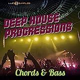 Deep House Progressions - MIDI Chords Riffs, Wav Piano & Bass Samples | DVD non Box