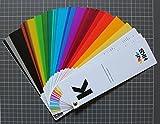 HKS®-Farbfächer Set (HKS®-K + HKS®-N), für Kunstdruckpapiere / Bilderdruckpapiere und Naturpapiere, Druckerei, Mediengestalter, Vierfarbdruck, Offsetdruck, HKS Fächer