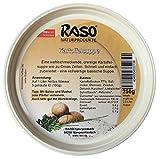 RASO Naturprodukte Kartoffelsuppe - (1x 250g Dose) Ohne Geschmacksverstärker, ohne Hefeextrakt