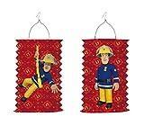 Feuerwehrmann Sam - Kinder Zuglaterne Lampion Laterne