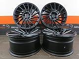 Audi A3 S3 RS3 8P 8V A4 S4 8K 8E A6 4G 4F A8 4E Q3 TT 18 Zoll Alufelgen KT17 NEU