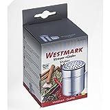 Westmark Gewürzstreuer-Dose mit Frischhaltedeckel, Grob, Füllmenge: ca. 80-100 Gramm, Rostfreier...