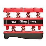 ProHands Fingertrainer Gripmaster medium, Red