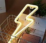 DUBENS LED Neon Nachtlicht, Kreative Dekoration Leuchte, Nachtlicht Innen und Außenbereich Decor...