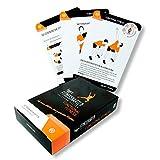 figgrs Fitnesskarten Bodyweight & Functional Fitness (56 Trainingskarten mit 50 professionellen...