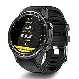 teepao F1 GPS Smart Sport Uhr mit Dual Kamera Höhenmesser unterstützt 2G SIM-Karte Herzfrequenz...