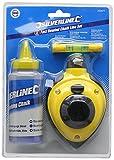 Silverline 250571 Schlagschnur mit Schnellrücklauf, 3-tlg.