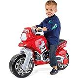 XL Rutschermotorrad, breite Reifen, für Innen und Außen, 91 x 63 cm - XL Kinder Motorrad Rutscher...