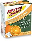 Dextro Energy Schulstoff Orange / Mini Traubenzucker-Täfelchen mit schnell verfügbarer Glucose und...